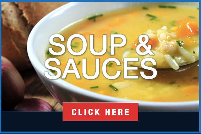 Soup and Sauces